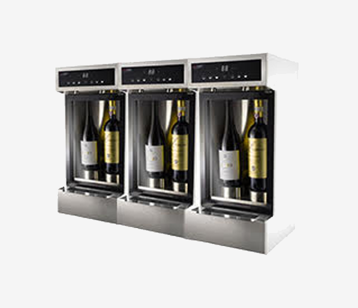 eno one wine machine multiple modules