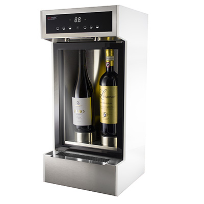 eno one - enomatic wine dispenser system for homeowners